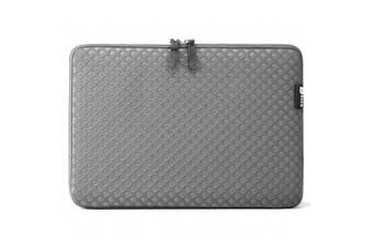 """Booq TSP15T-GRY Taipan Spacesuit Laptop Case/Sleeve 15"""" for Macbook Pro Grey"""