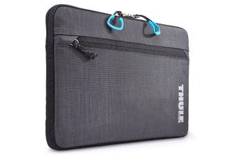 "Thule Stravan TSPS113 Nylon 13"" MacBook/iPad Laptop Notebook Sleeve/Bag/Case GY"