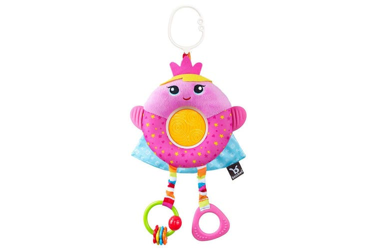 Benbat Dazzle Multi Skills Travel Educational/Development Baby/Infant Toy Fairy