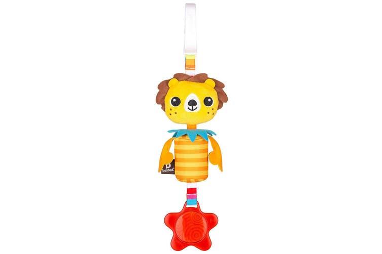 Benbat Wind Chime Lion Baby/Infant 0m+ Hanging Educational Toy for Stroller/Pram