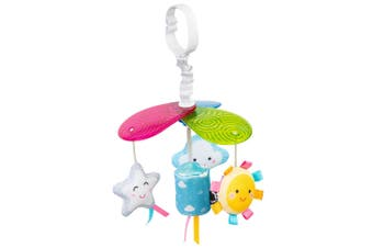 Benbat Dazzle Grab & Go Mobile Stroller Hanging Baby/Kids 0m+ Educational Toys