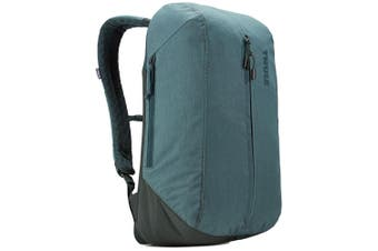 "Thule Vea 17L 15"" Laptop/Tablet/Gear Travel Padded Backpack/Carry Bag Deep Teal"