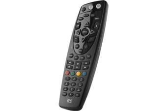 One For All Infrared Remote Control for Foxtel/iQ/iQ2/iQ3/Fetch/Telstra/Apple TV