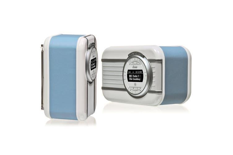 View Quest Blue Christie DAB+ FM Digital Radio/NFC & Bluetooth Portable Speaker