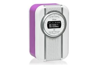 View Quest Orchid Christie DAB+ FM Digital Radio/NFC Bluetooth Portable Speaker