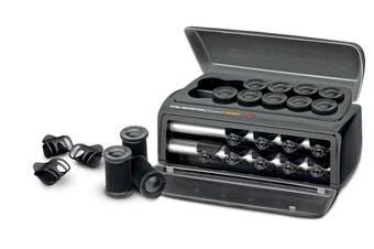 VS Sassoon VS3133A Ceramic Heated 40mm Rollers Hair/Waver/Curler/Curls/Volume