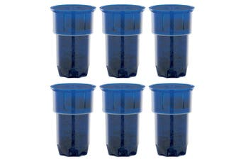 6pk Replacement Cartridge Filter for Heller WFC/WFC5/Lenoxx WC100 Water Chiller