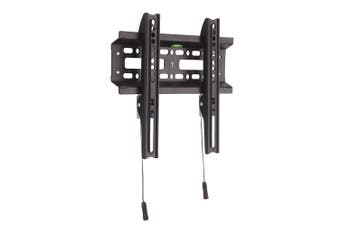 "Westinghouse 26""-48"" Fixed Lock LED LCD TV Wall Mount Bracket 200x200 Vesa Black"
