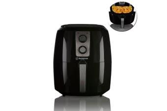 Westinghouse 5.2L Air Fryer Multi-cooker/Grill/Roaster/Baker Air Fryer Fry Black