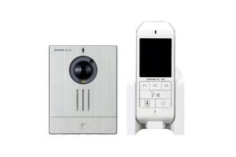 Aiphone 1.9GHZ Wireless Video Intercom Door Bell/Chime Monitor Security System