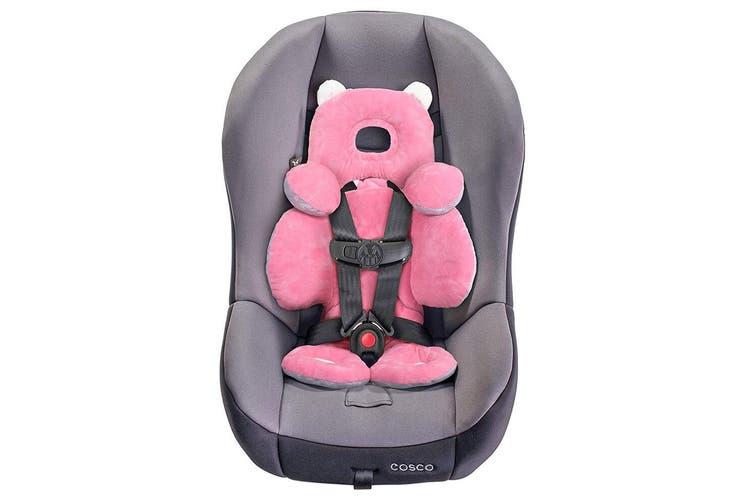 Benbat Travel Friends Infant Head/Neck/Body Pillow Support 0m+ Baby/Infant Pink