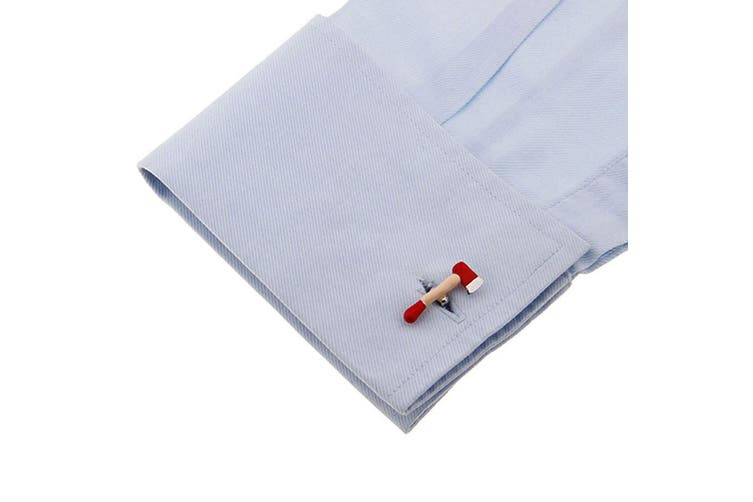 4pc SD Man Axe Men's Cloth/Shirt Wedding/Party Cufflinks Fashion Accessories SL