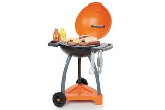 Little Tikes Sizzle N Serve Grill BBQ Pretend Play Kids 2y+ Cooking Play Toys