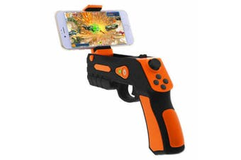 Xtreme VR AR Gun Blaster Bluetooth Control w/ Built-in Joystick for Smartphones