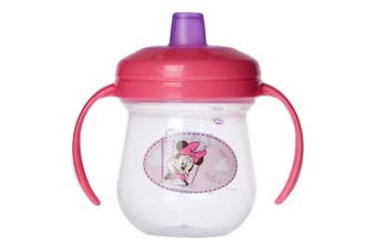 The First Years Soft Spout Trainer Drinking Sippy Cup Baby/Toddler 9m+ Minnie PK