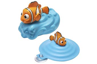 Disney Finding Nemo Baby/Kids Bath Tub Tap Handle Spout Cover w/Drain Stopper