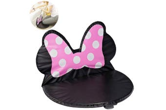 First Year Disney Minnie Mouse Bath Kneeler Mat Cushion for Kids/Toddler Bathing