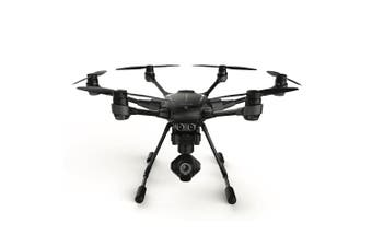 Yuneec Typhoon H Plus 4K 720HD 20MP Photo/Video Drone w/ 2 Batteries/Backpack