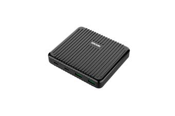 Zendure SuperPort 4 100W Dual USB-C/USB-A Desktop Charger For Phone Black