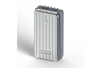 Zendure A2 6700mAh USB-A Power Bank Battery Charger for Phones Silver