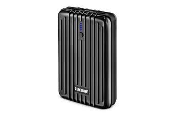 Zendure A3PD 10000mAh USB-A/USB-C Power Bank Battery Charger for Phones Black