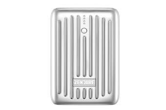 Zendure SuperMini 10000mAh USB-A/USB-C Power Bank Battery Charger for Phones SLV