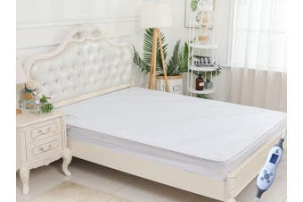Ramesses Fitted Electric Blanket  Single