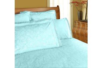 Machine Lace Sheet Set King Limpet Shell
