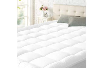 Luxury Egyptian Cotton Cover Mattress Topper-King