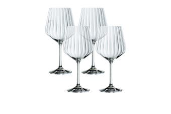 Nachtmann 4pc Gin & Tonic Glass Set