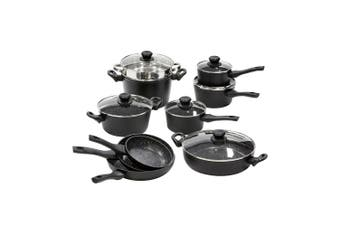 Wolstead Stonetek 10pc Cookware Set