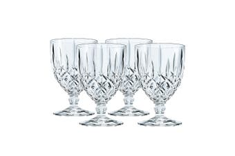 Nachtmann Noblesse 4pc Goblet Tall Set