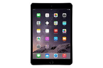 Apple ipad Mini 3 64GB Refurbished Tablet Cellular - Black