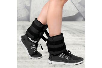 Powertrain 2x 2kg Lead-Free Ankle Weights