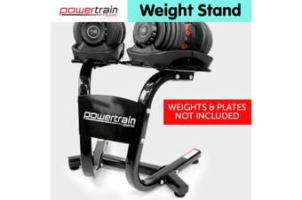 Powertrain Adjustable Dumbbells Stand