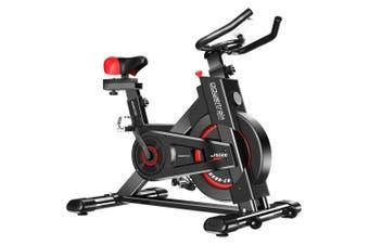 Powertrain Heavy Flywheel Exercise Spin Bike IS500 - Black