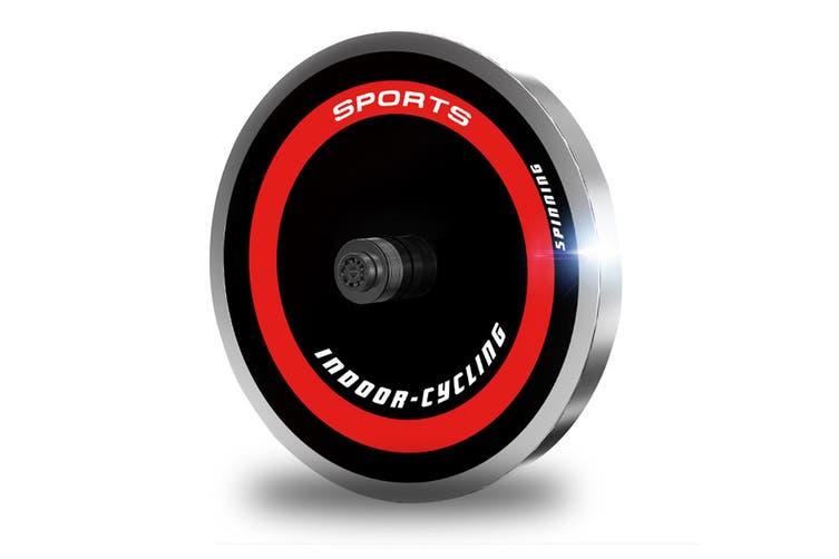 Powertrain Heavy Flywheel Exercise Spin Bike IS500 - Silver
