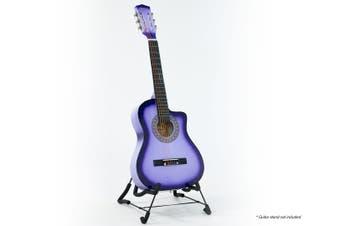 Childrens Acoustic Guitar Kids - Purple