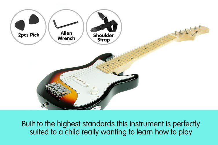 Karrera Childrens Electric Guitar Kids - Sunburst