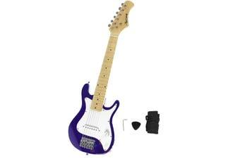 Karrera Electric Childrens Guitar Kids - Purple