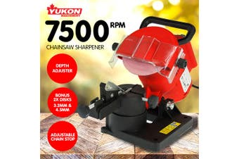 Electric chainsaw sharpener FY220
