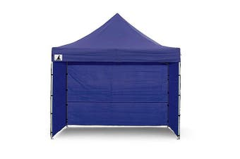 Gazebo Tent Marquee 3x3 PopUp Outdoor Wallaroo - Blue