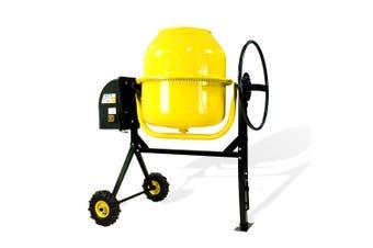 Kartrite 850W Cement Concrete Mixer Sand Gravel Portable - 200L
