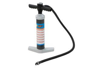 Manual Hand SUP Pump for Inflatables Air Mattresses Beds Toys Mats