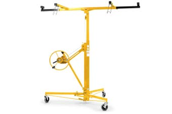 16ft Plaster Drywall Board Sheet Panel Hoist Lifter