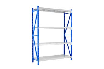 Garage Storage Steel Rack Shelving 2.0m-wide 2000kg
