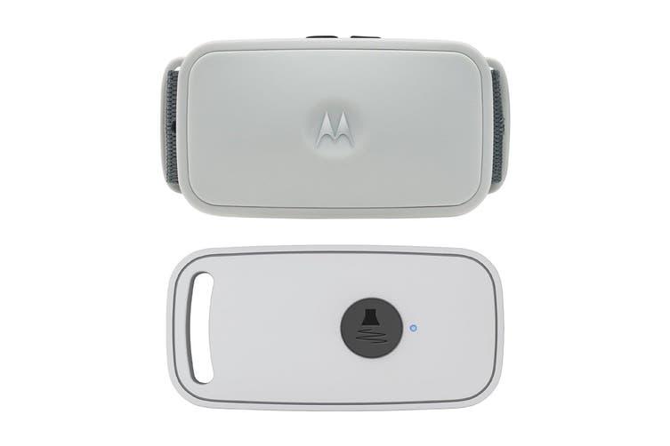 Motorola Ultrasonic Pet Bark Control Collar with Remote