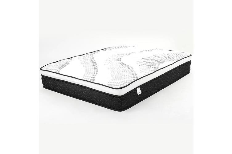 Laura Hill Premium King Mattress with Euro Top Layer - 32cm