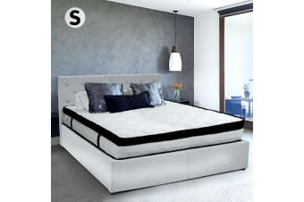Laura Hill Single Mattress with Euro Top Layer - 32cm
