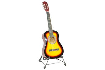 Karrera 34in Acoustic Children no cut Guitar - Sunburst